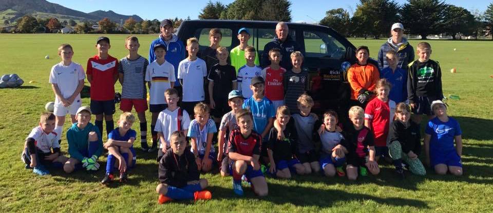 Three days of sun, football and fun in Taupo