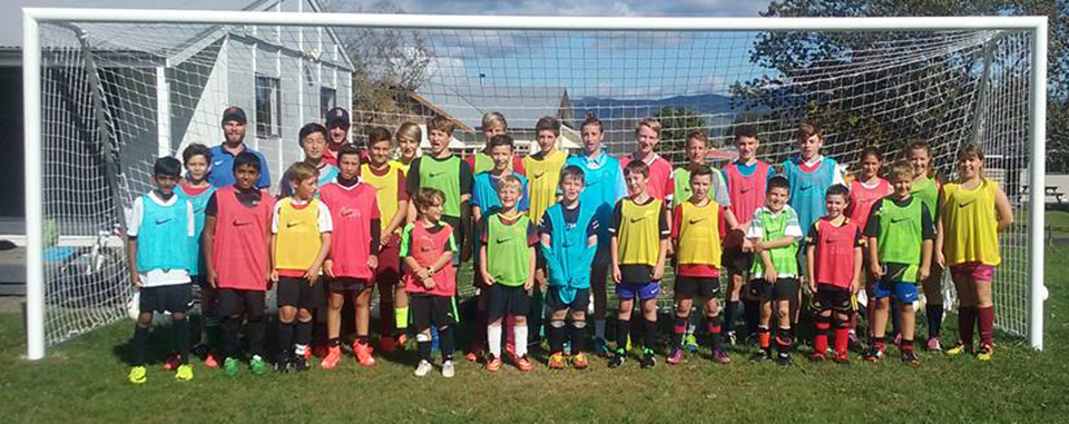 Waihi's first youth course a hit with youngsters