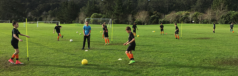 Term 3 programme underway for North Shore players