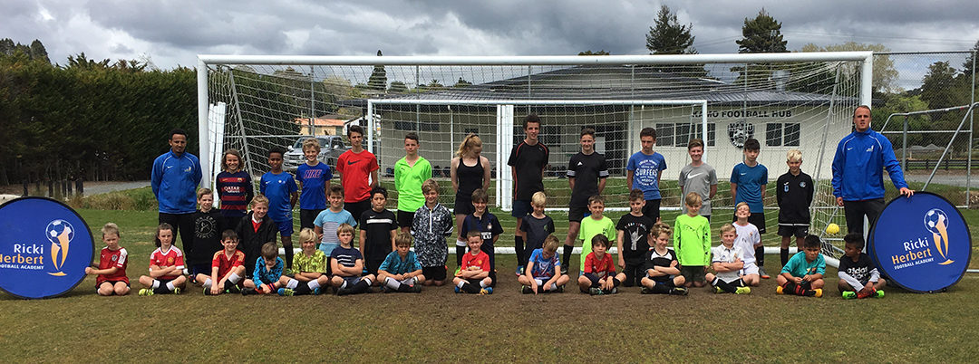 Northland holiday course goes well for youngsters