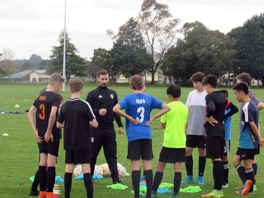 National training camp underway in Taupo