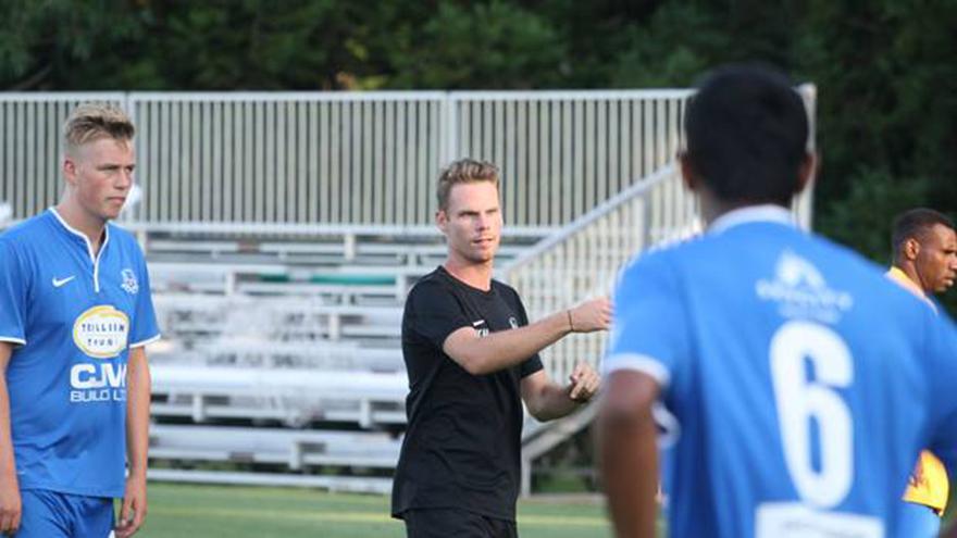 Hamilton Wanderers sign Kale Herbert as head coach