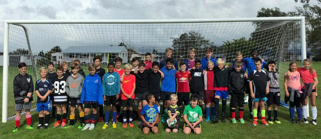 Youngsters enjoy holiday course in the Bay of Plenty