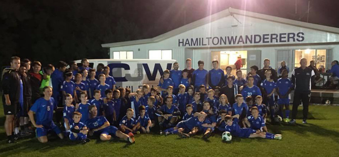 Term 2 underway for Hamilton Wanderers' Skill Centre