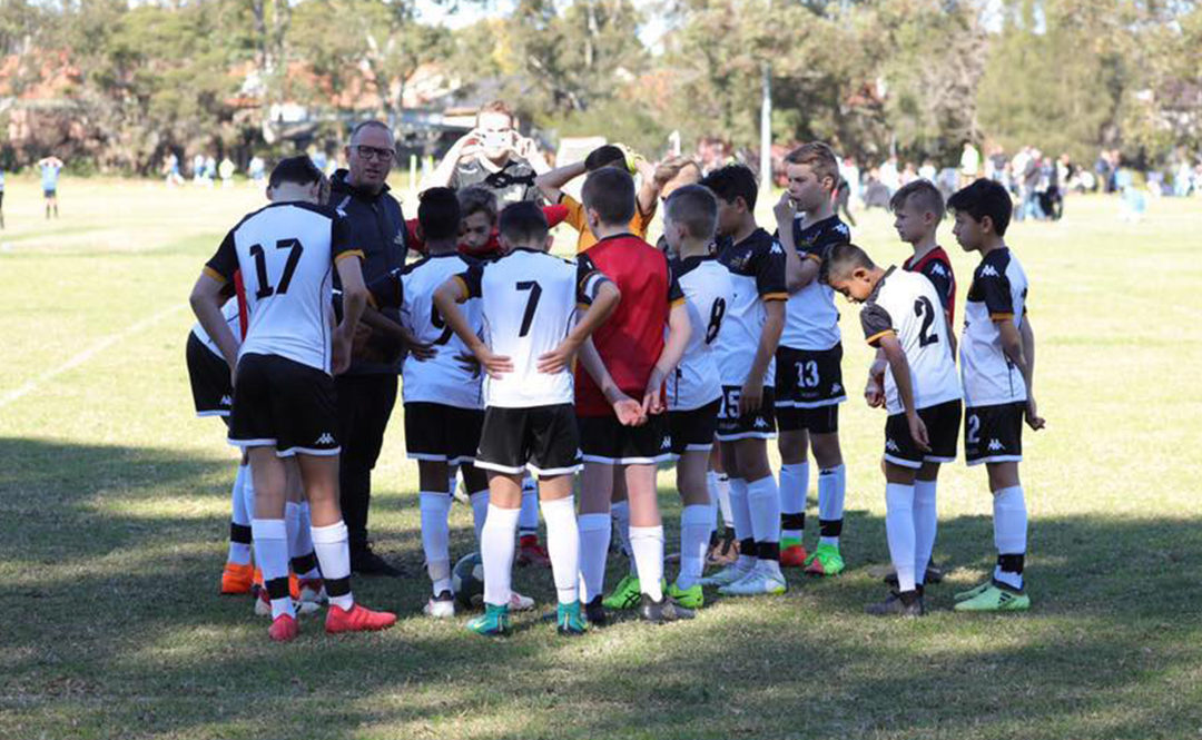 Day 4 report from Sydney Youth Cup tournament