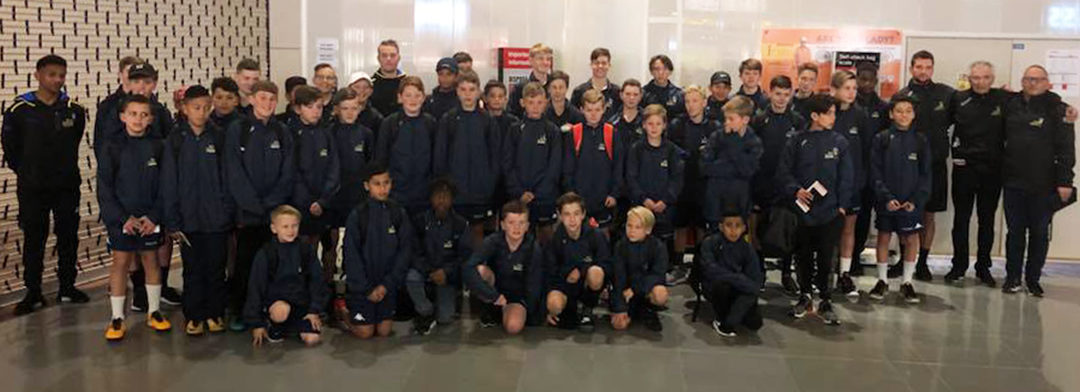 Three RHFA squads head to Sydney Youth Cup tournament
