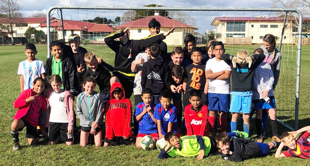 Photo gallery: Papatoetoe youngsters enjoy holiday course
