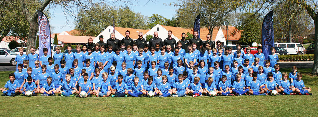 National Camp helps develop more than 100 young players